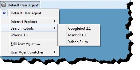 Googleblot & MSNbot User Agents – Help & Resource Center