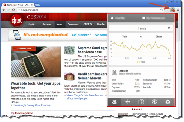 Chrome Google Analytics Extension – Help & Resource Center