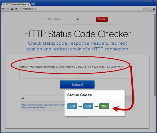 HTTP Status Code Checker – Help & Resource Center