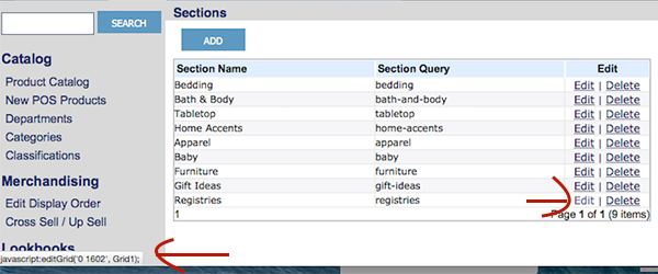 Adding a new section to your site  – Help & Resource Center